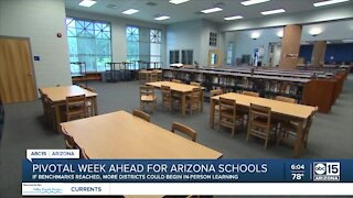 School districts to meet regarding in-person learning