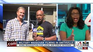 Military Makeover comes to Kansas City