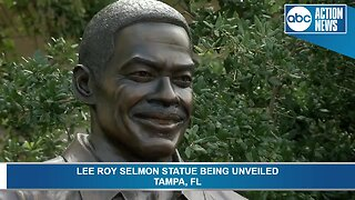 Tampa Bay legend Lee Roy Selmon honored with statue