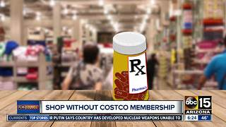 How to shop Costco without a membership - Video