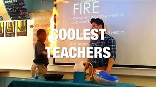 Teachers That Are Too Cool for School - Video