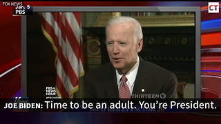 Kelly Conway Responds to Biden's Insults - Video
