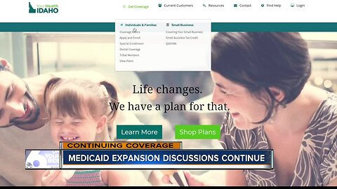 Medicaid expansion discussions continue