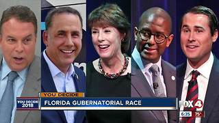 The impact of the Florida Gubernatorial race