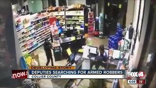 Golden Gate armed robbery may be connected to others this month - Video