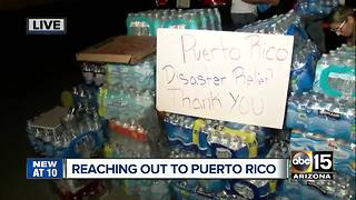 How Arizonans can help those in Puerto Rico after Hurricane Maria - Video