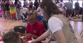 Christmas in July for local veterans