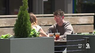 Outdoor dining offers boost to restaurants during pandemic and, for some, beyond