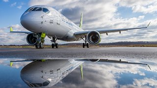 Canadian Plane Company Bombardier Wins Trade Fight With Boeing - Video