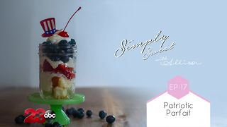 Patriotic Parfait, perfect for the Fourth of July! - Video