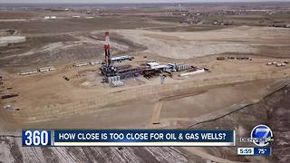 Proposed measure would push oil and gas development further away from Colorado homes - Video