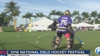 2016 National Field Hockey Festival - Video