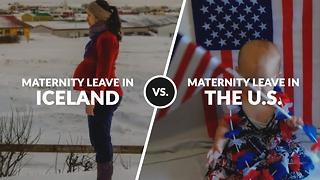 Maternity Leave In Iceland Vs. Maternity Leave In The U.S. - Video