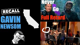 RECALL Gavin Newsom -- Why Californians MUST Recall the Hypocrite, Incompetent Governor
