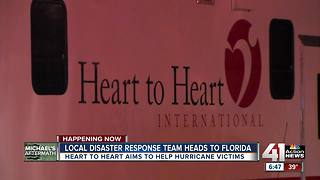 Heart to Heart International to assist in Hurricane Michael relief efforts