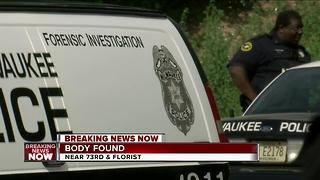 Police investigate two shootings, one found body on the city's north side - Video