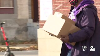 Ed Reed donates 250 Thanksgiving meals