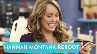 Miley Cyrus Weighs In On Potential Hannah Montana REBOOT