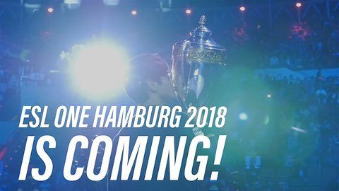 One of Esports' biggest events returns to Hamburg