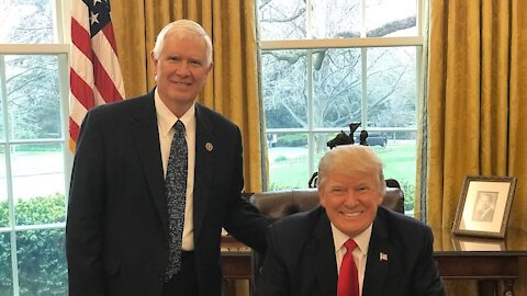 The Will Anderson Show - Exclusive - Mo Brooks Interview 12-13-2020