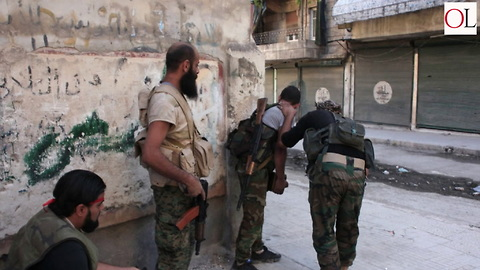 ISIS Defectors to Syrian Rebel Groups