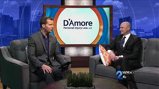 D'Amore Personal Injury Law - May 3 - Video