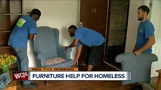 New Life Furniture Bank helps make starting over feel like home - Video