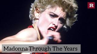 Madonna Through The Years | Rare People