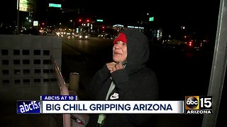 How Valley residents are dealing with the big chill