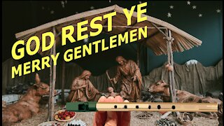 How to Play God Rest Ye Merry Gentlemen on the Tin Whistle
