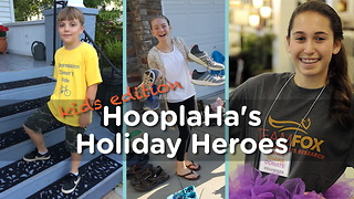 These Kids Are Your Everyday Heroes In Disguise - Video