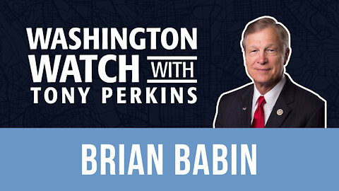 Rep. Brian Babin Calls Biden's Press Conference and Border Strategy 'A Big Bunch of Nothing'