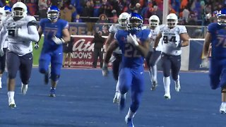 Boise State hosts Fresno State for all the marbles in the Mountain West Conference