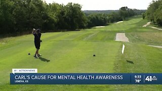 Carl's Cause for mental health awareness