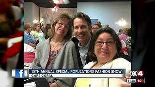 Special props fashion show - Video