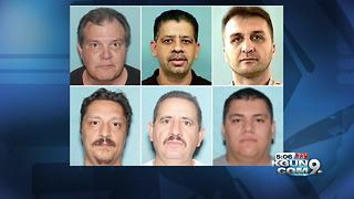 Six men arrested for prostitution ring in Mesa - Video