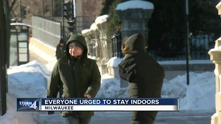 Milwaukee braces for dangerous, bone-chilling cold