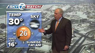 Noon 7 First Alert forecast - Video