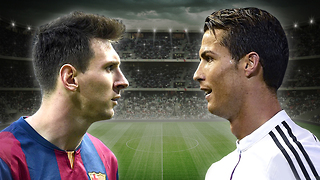 Lionel Messi vs Cristiano Ronaldo 2014 - Video