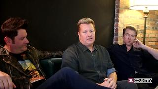 "Rascal Flatts talk about singing ""I Know You Won't"" 