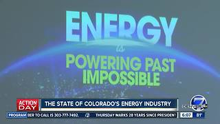 The state of Colorado's energy industry