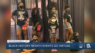 Black History Month events modified during COVID-19 pandemic