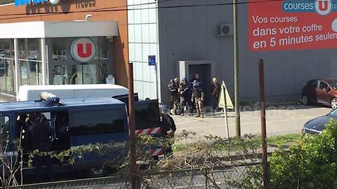 ISIS gunman shot dead after killing 3 in South of France