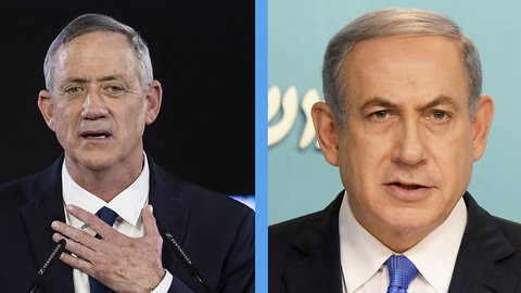 Netanyahu And Gantz Declare Victory In Israeli Election