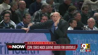 Xavier coach Chris Mack agrees to seven-year deal with University of Louisville, sources tell ESPN - Video