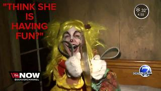 The NOW Denver makes trip the 13th Floor Haunted House - Video