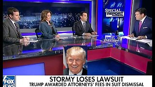 Stormy Daniels losts defamation lawsuit against Trump - Video