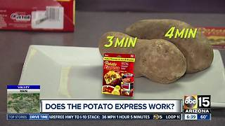 Does the Potato Express really work? - Video