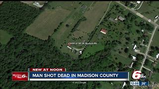 Madison County jail officer killed in shooting, person of interest in custody - Video