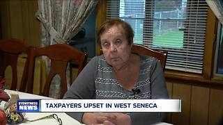 West Seneca tax increase - Video